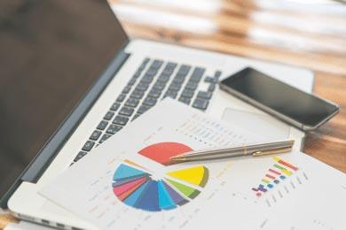 Správa kontaktov a štatistiky